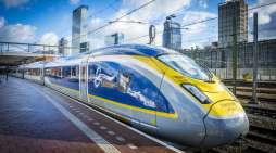 Reis met de Eurostar naar Londen